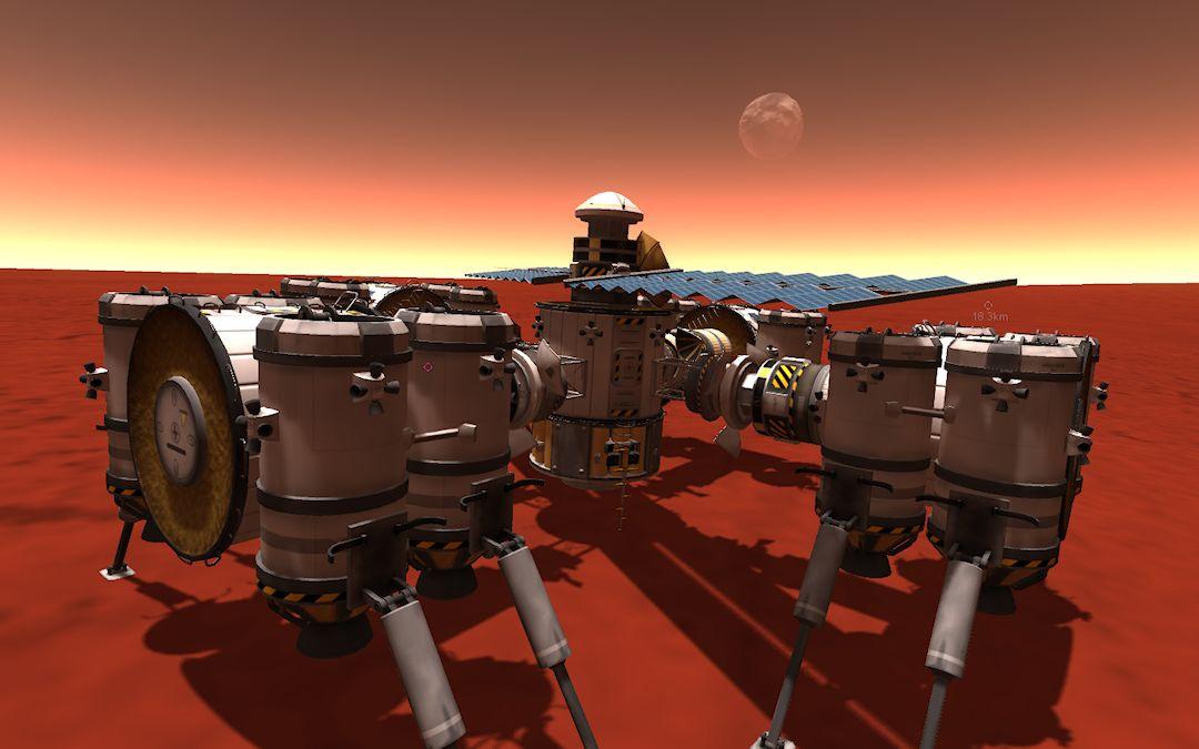 kerbal space program duna base - photo #17