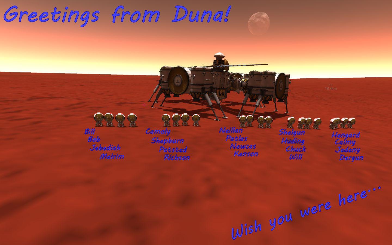 kerbal space program duna base - photo #36