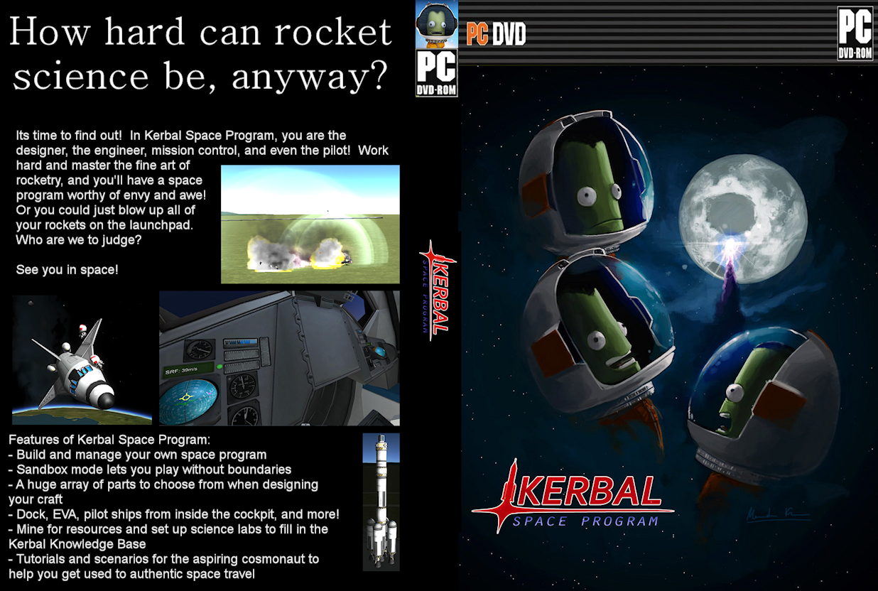 Real Solar System, Realistic Planets, Kerbal Space Program ...
