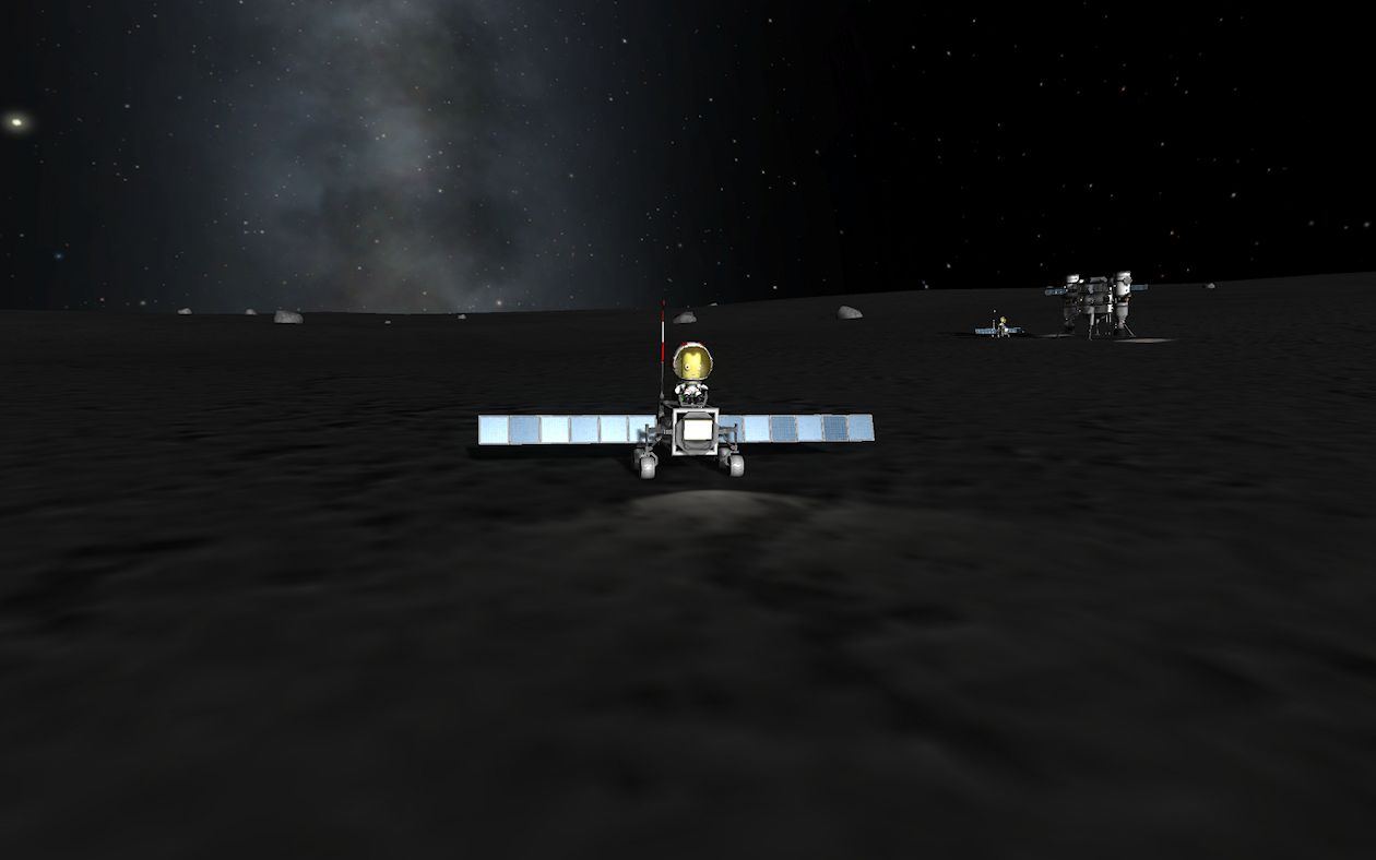 kerbal space program mun landing - photo #22