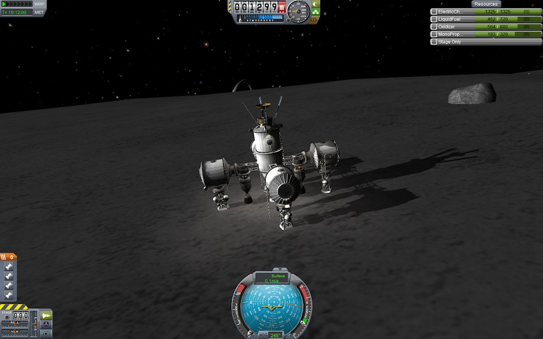 [Stock] Mun Base - The Spacecraft Exchange - Kerbal Space ...